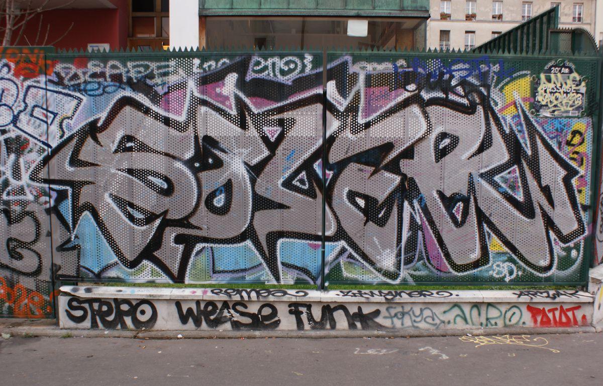 Album - Graffitis Paris Tom 030