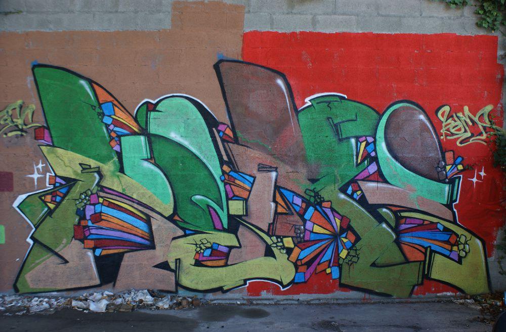 Album - Graffitis Bordeaux Tom 002
