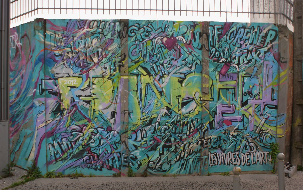 Album - Graffitis Bordeaux Tom 005