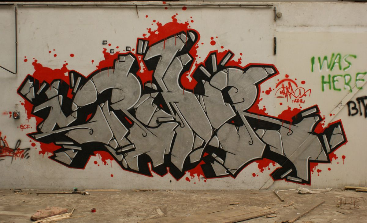 Album - Graffitis Dept 02 Tom 002