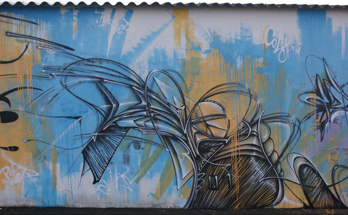 Album - Graffitis Dept 17 Tom 002