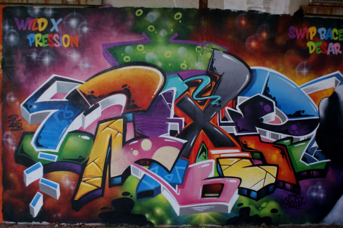 Album - Graffitis Dept 31 Tom 004