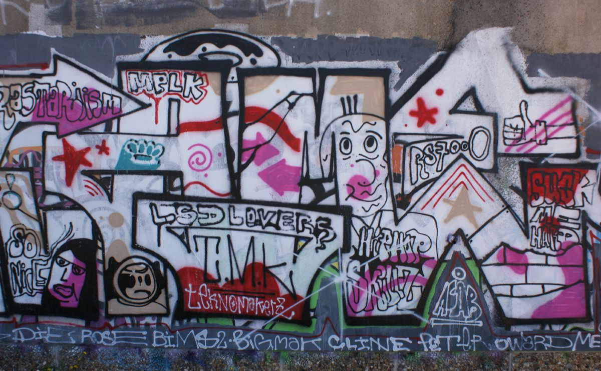 Album - Graffitis Dept 21 Tom 002