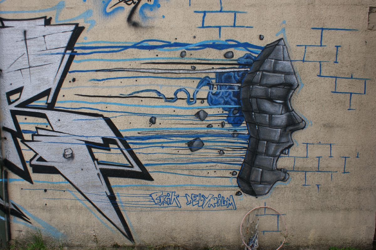 Album - Graffitis Dept 27 Tom 001