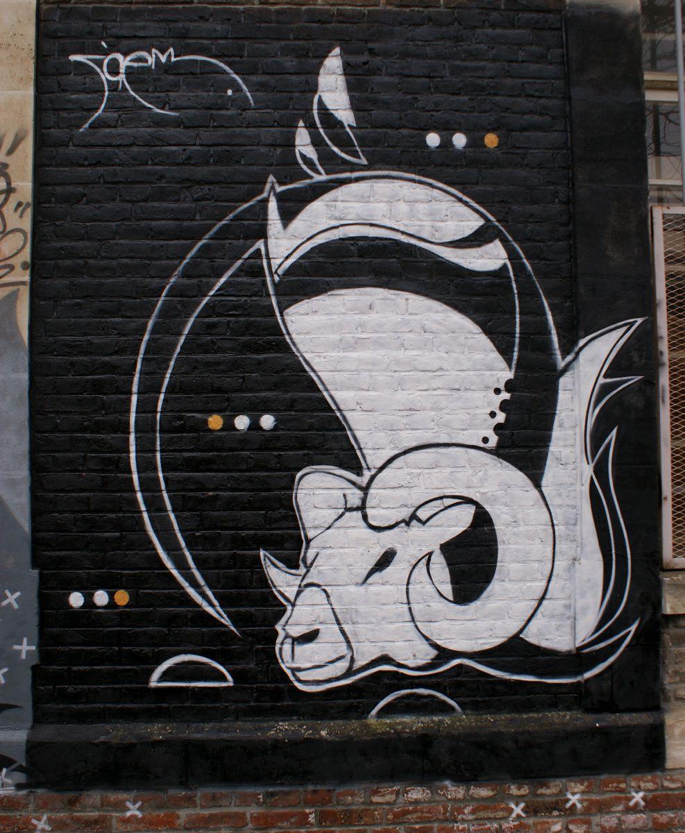 Album - Graffitis Dept 80 Tom 001