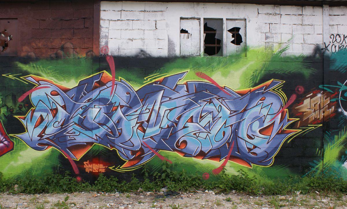Album - Graffitis Dept 95 Tom 001