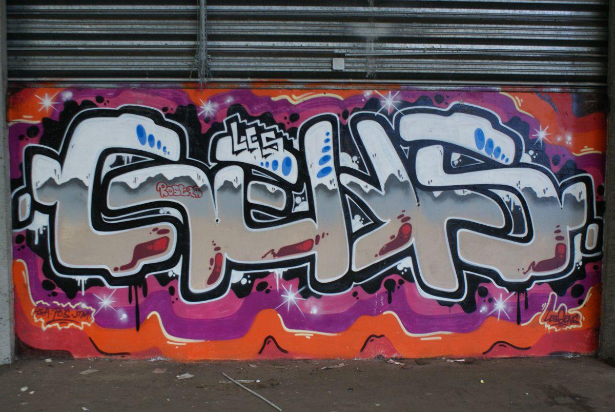Album - Graffitis Dept 45 Tom 001
