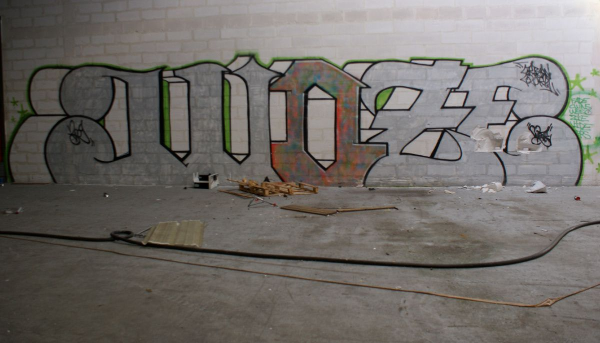 Album - Graffitis Dept 45 Tom 001