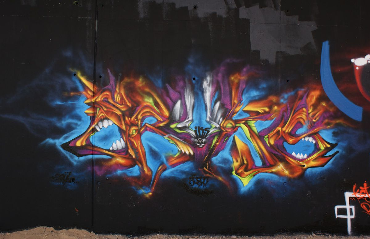 Album - Graffitis Dept 45 Tom 005