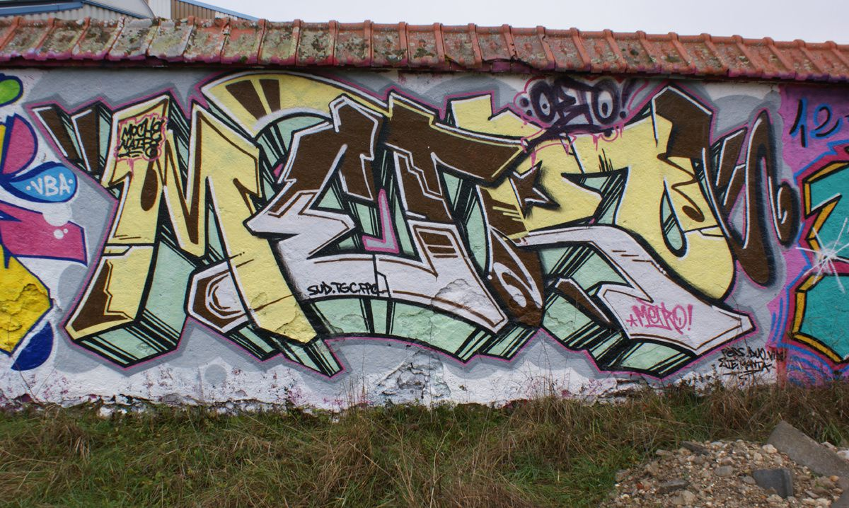 Album - Graffitis Dept 45 Tom 006