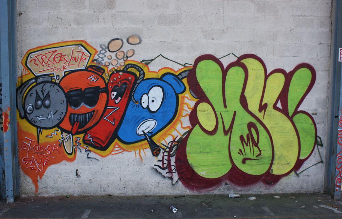 Album - Graffitis Dept 60 Tom 001