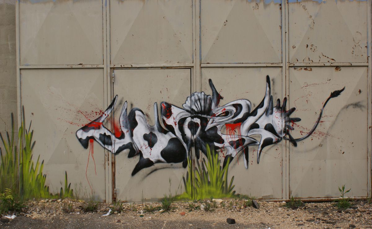 Album - Graffitis Dept 60 Tom 002