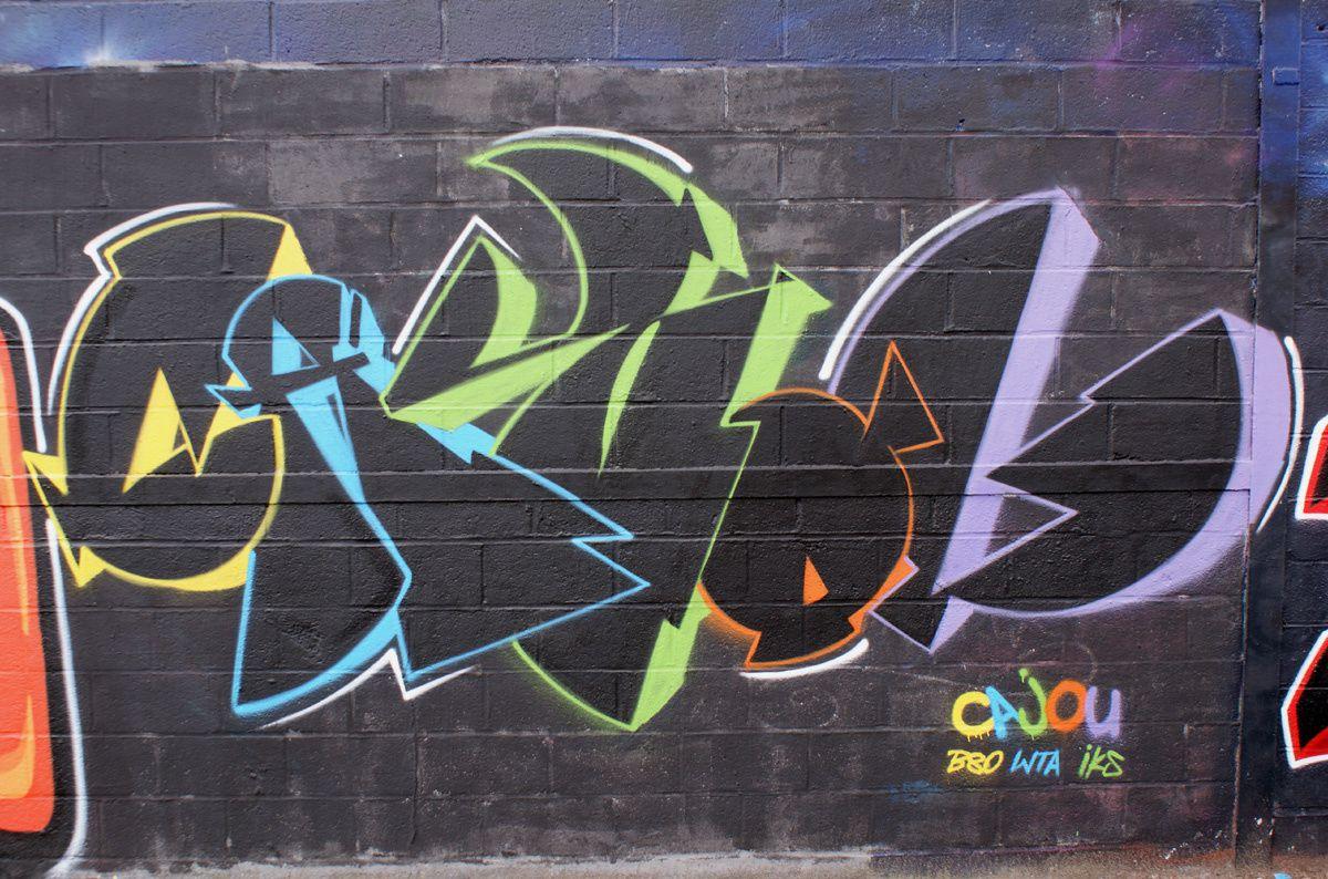Album - Graffitis Dept 76 Tom 002