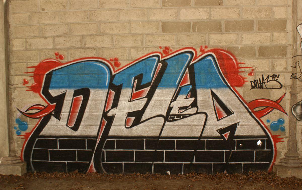Album - Graffitis Dept 77 Tom 003