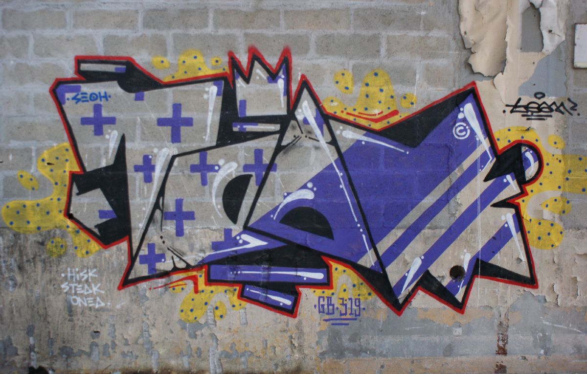 Album - Graffitis Dept 77 Tom 004