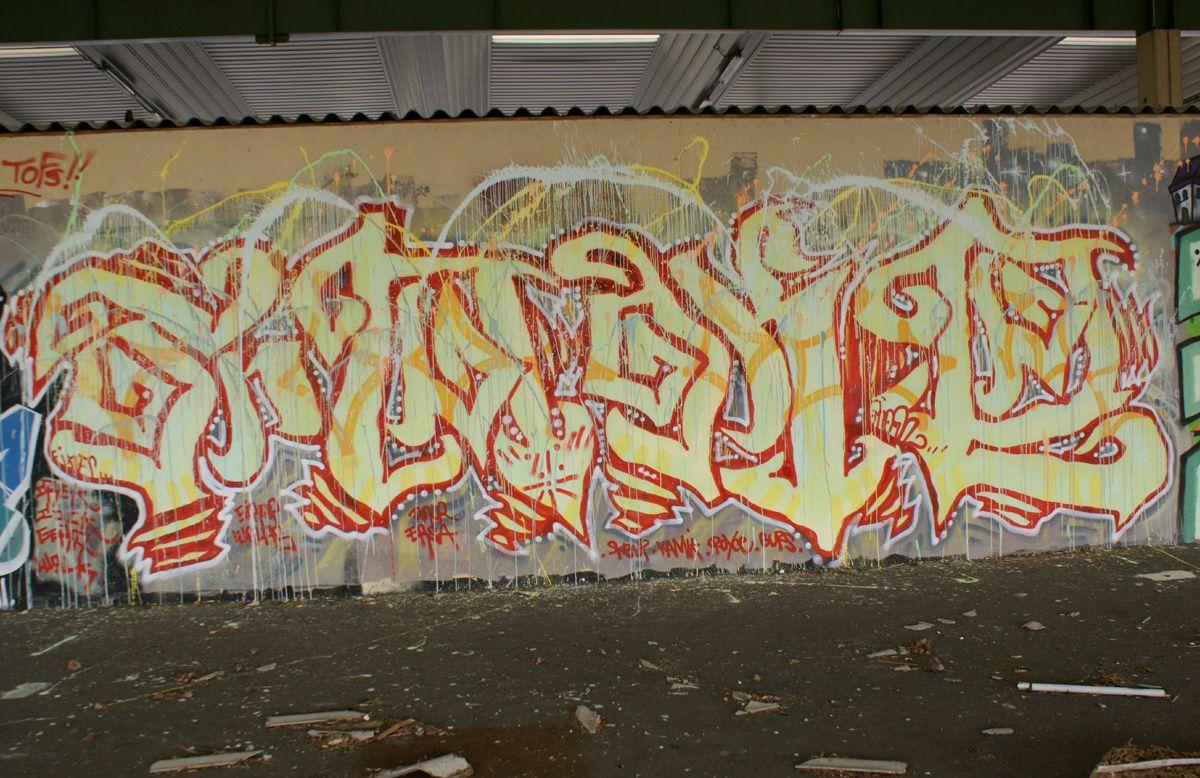 Album - Graffitis Dept 77 Tom 005
