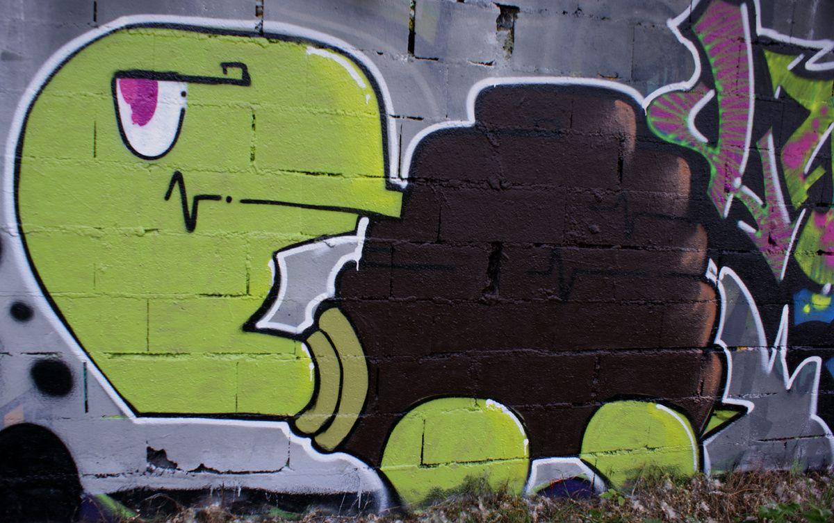 Album - Graffitis Dept 77 Tom 011