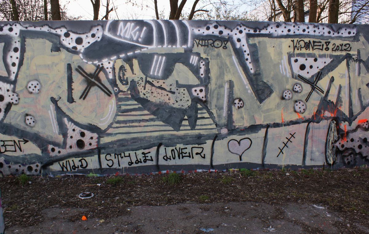 Album - Graffitis Dept 78 Tom 005