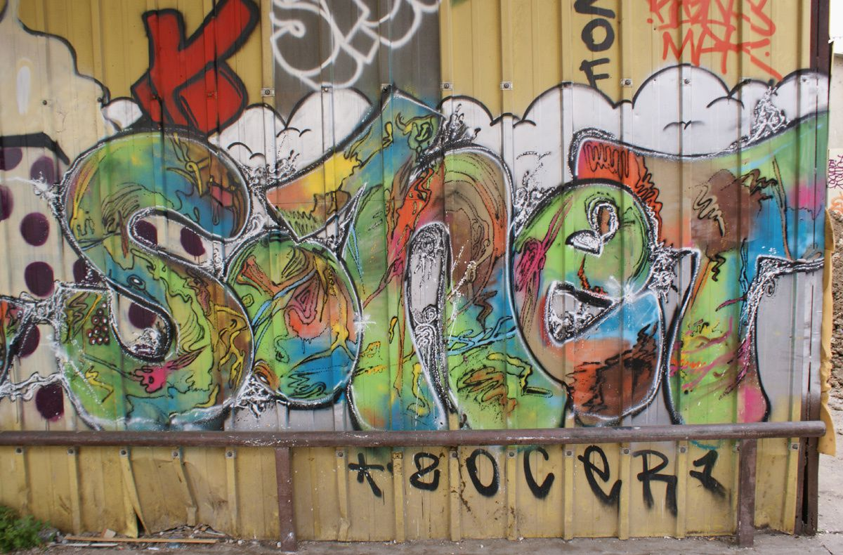 Album - Graffitis Dept 91 Tom 003