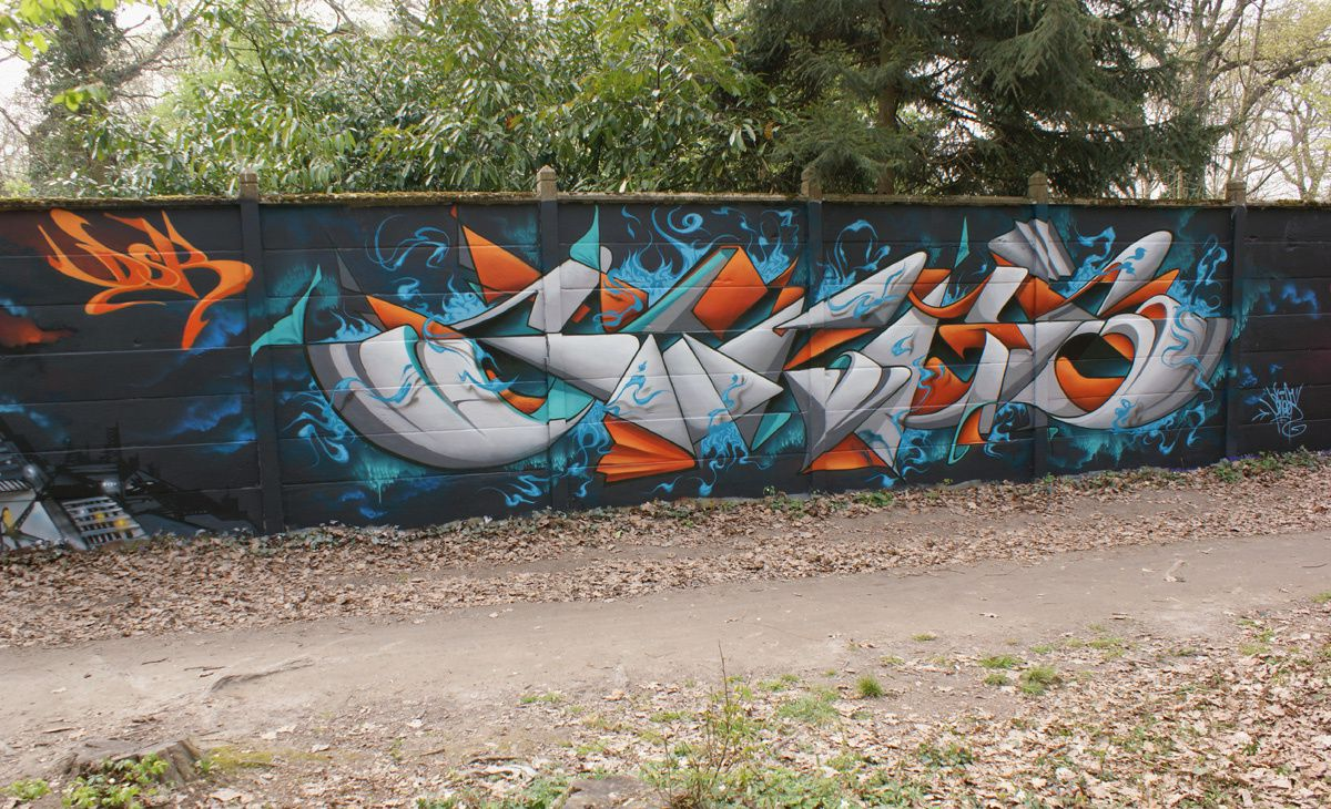 Album - Graffitis Dept 91 Tom 006
