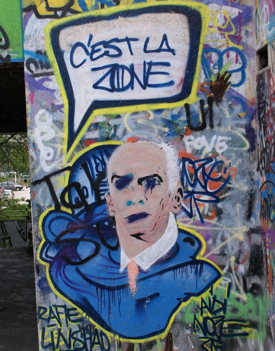 Album - Graffitis Dept 91 Tom 007