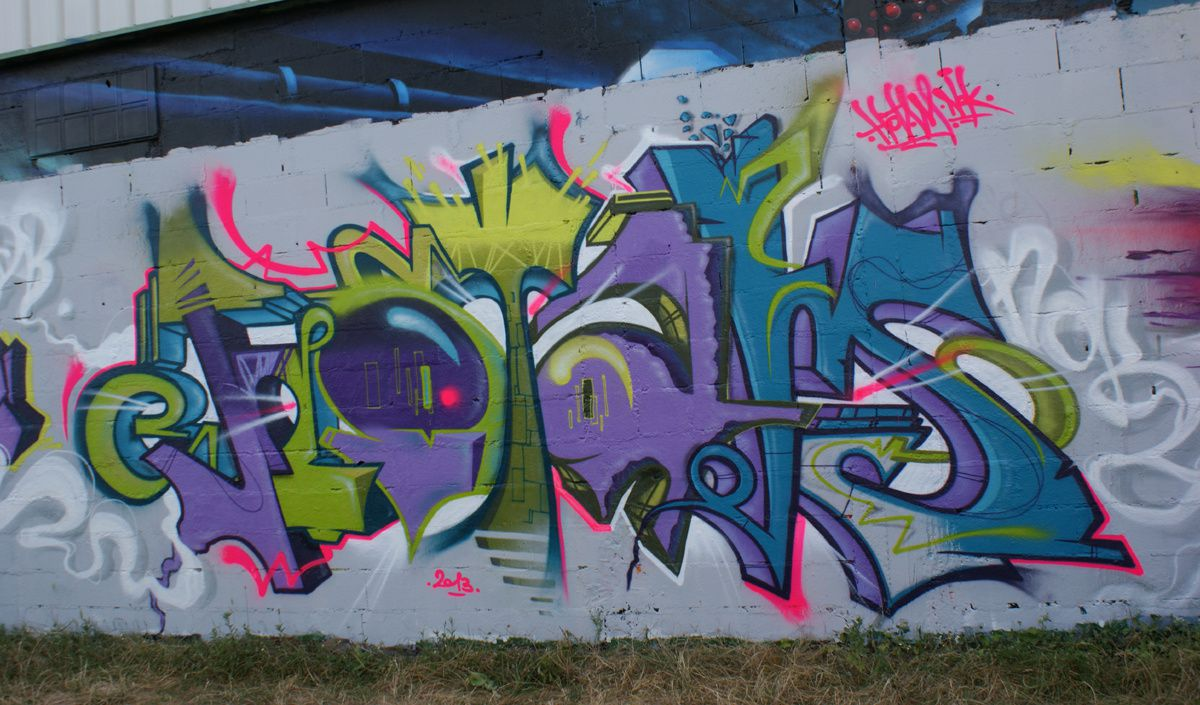 Album - Graffitis Dept 91 Tom 013