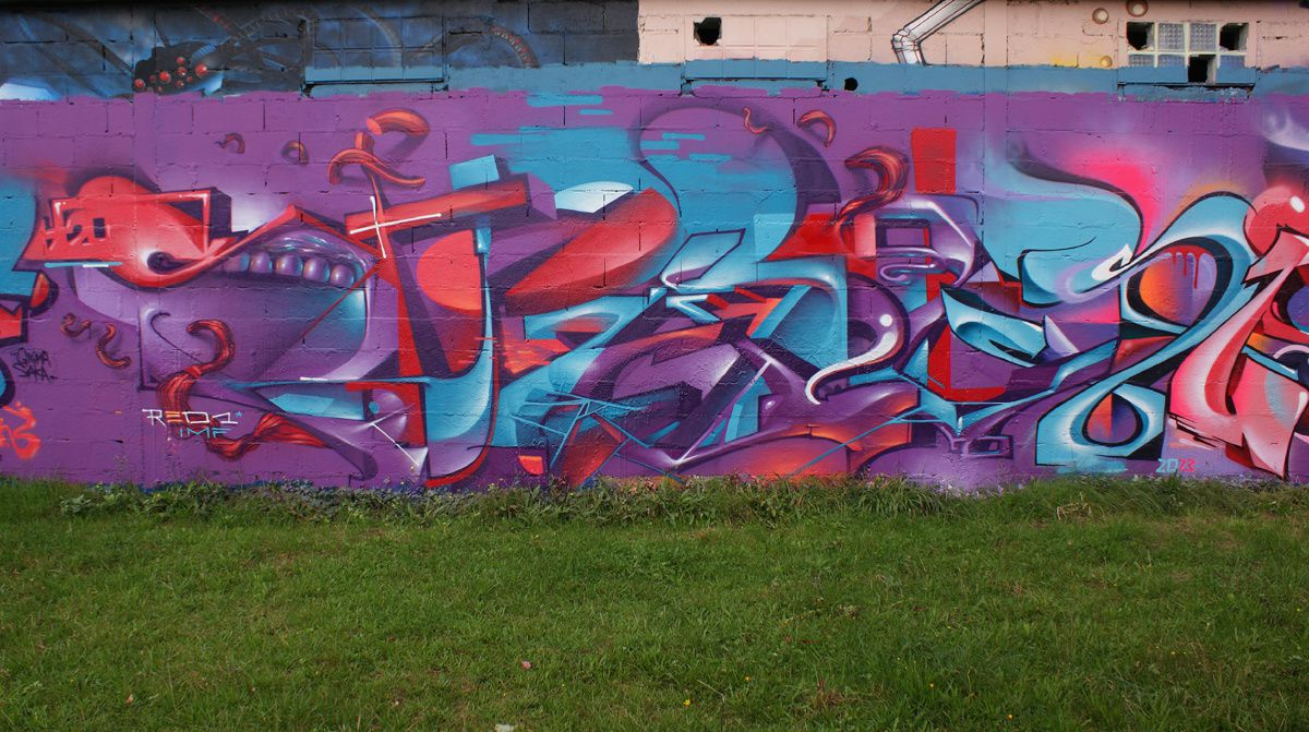 Album - Graffitis Dept 91 Tom 014