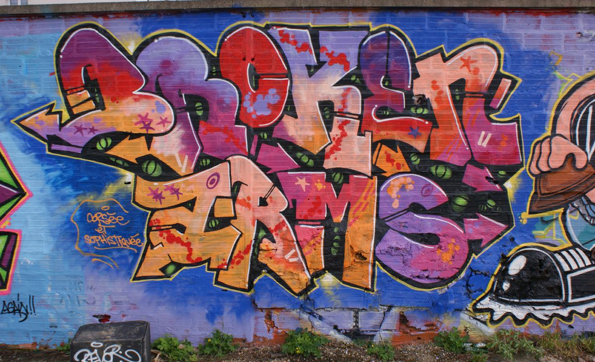 Album - Graffitis Dept 92 Tom 002
