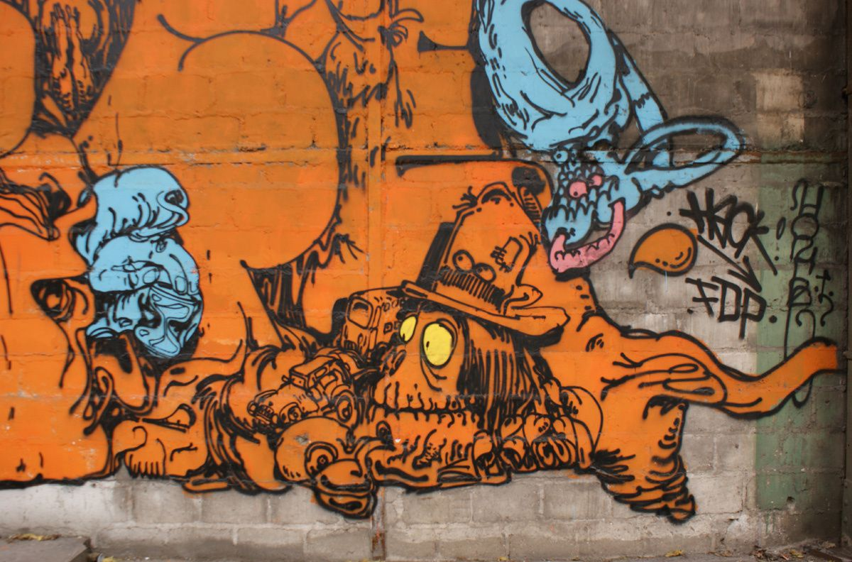 Album - Graffitis Dept 92 Tom 002