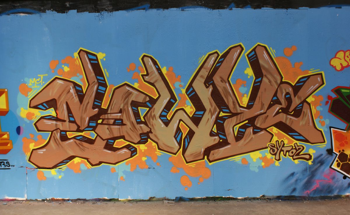 Album - Graffitis Dept 92 Tom 004