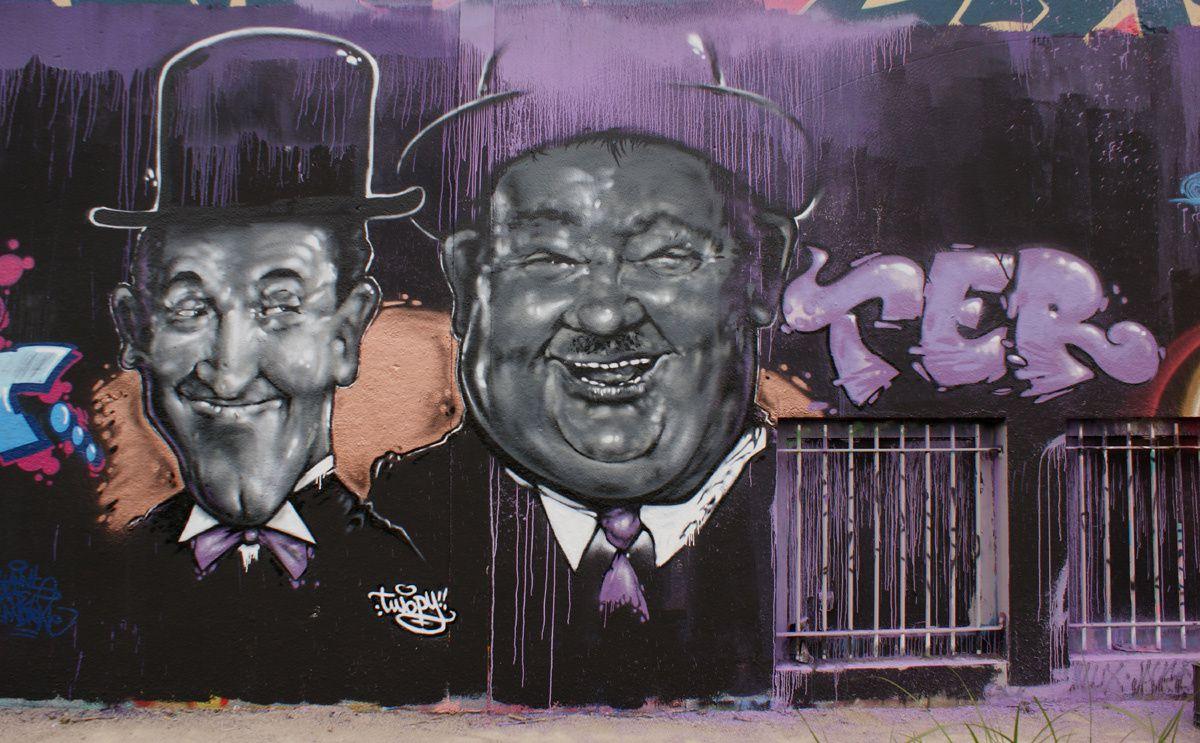 Album - Graffitis IVRY sur Seine Tom 016