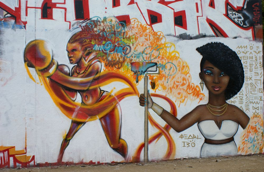 Album - Graffitis IVRY sur Seine Tom 005