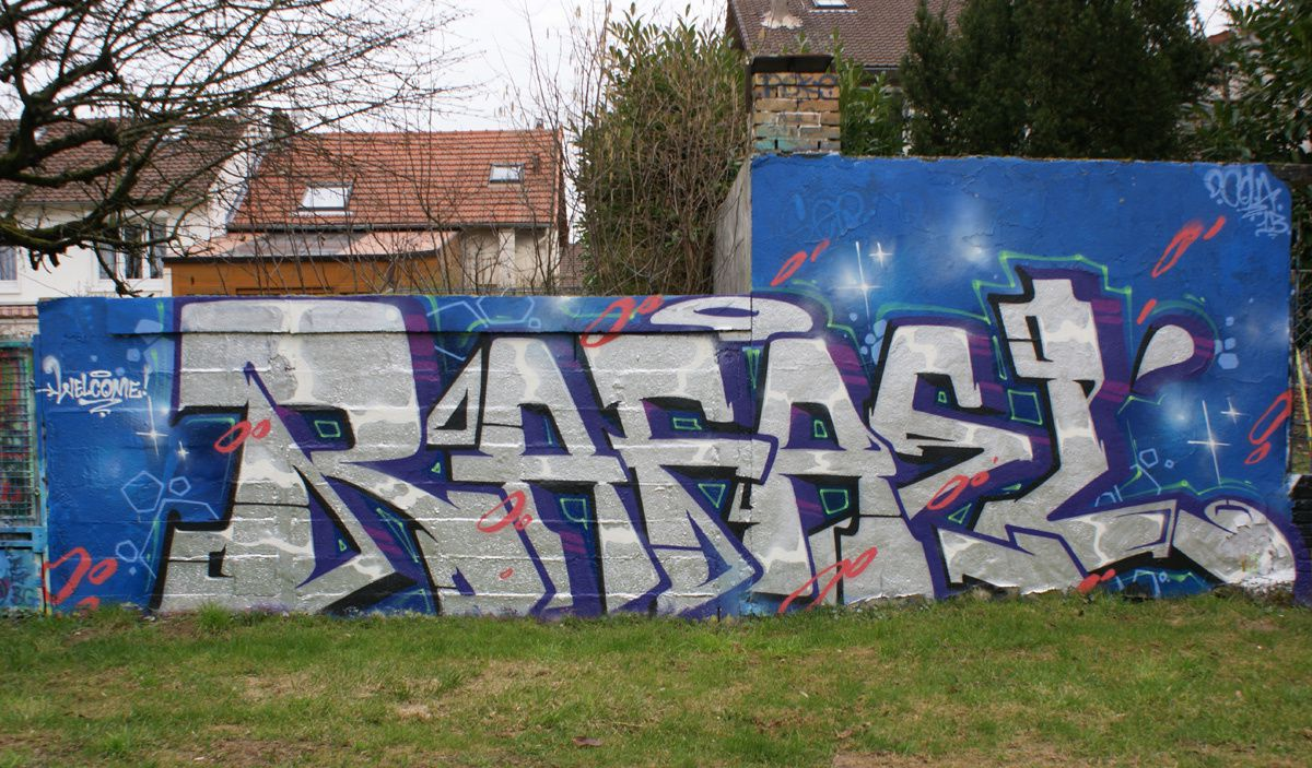 Album - Graffitis Noisy le Grand Tom 002