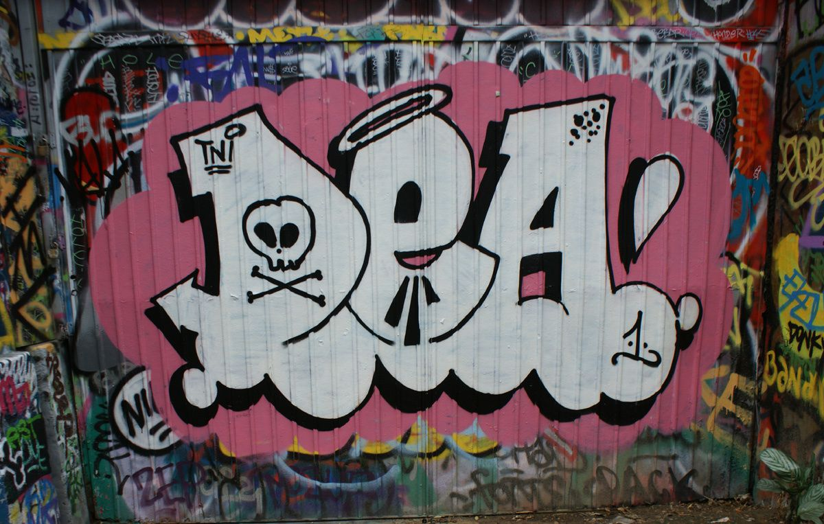Album - Graffitis Paris Tom 008