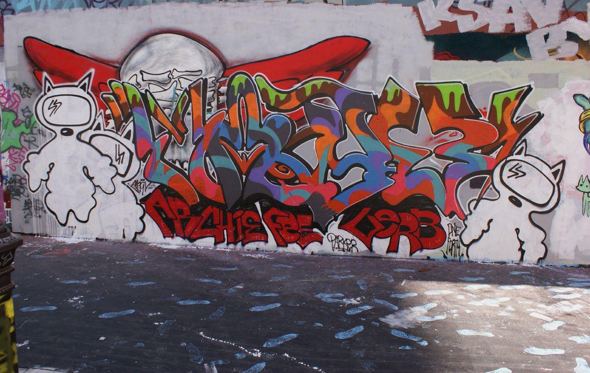 Album - Graffitis Paris Tom 010