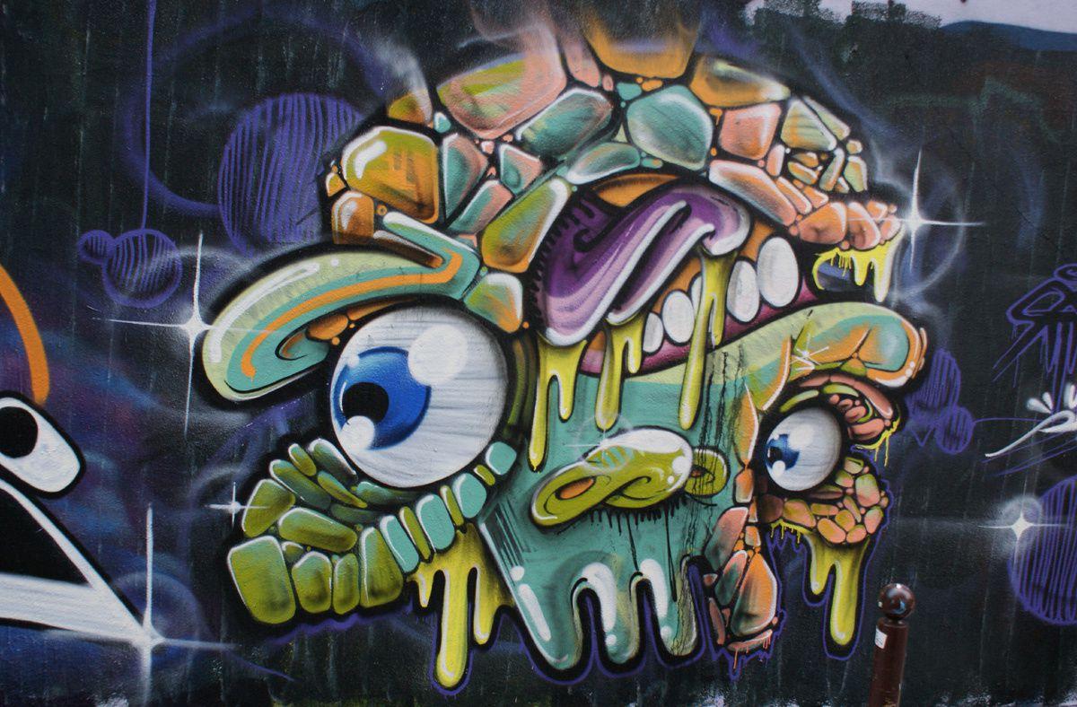 Album - Graffitis Paris Tom 007