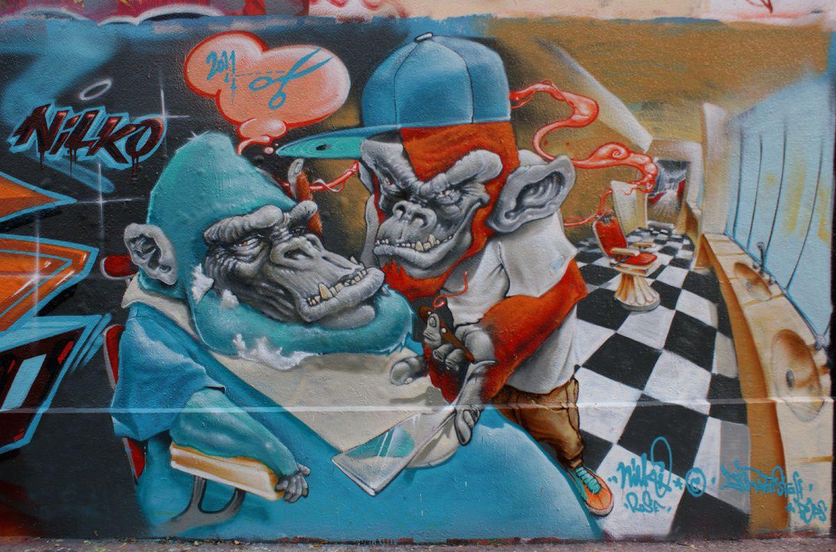 Album - Graffitis Pyrénées Story 029