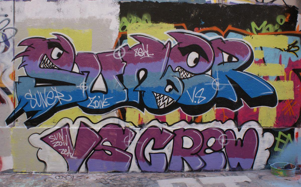 Album - Graffitis Pyrénées Story 030