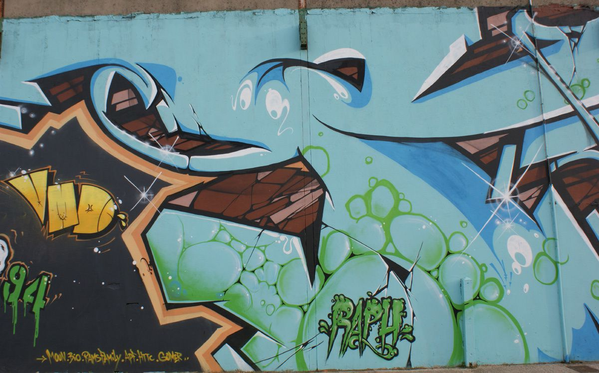 Album - Graffitis Toulouse Tom 003