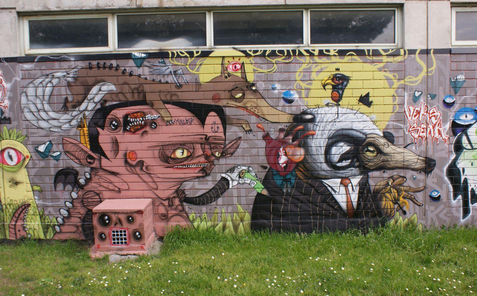 Album - Graffitis Toulouse Tom 005