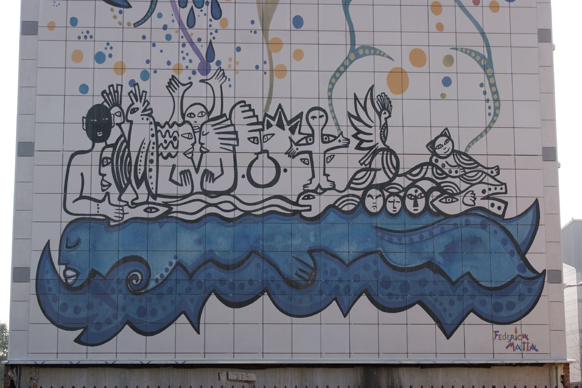 Album - Graffitis Vitry sur Seine Tom 008