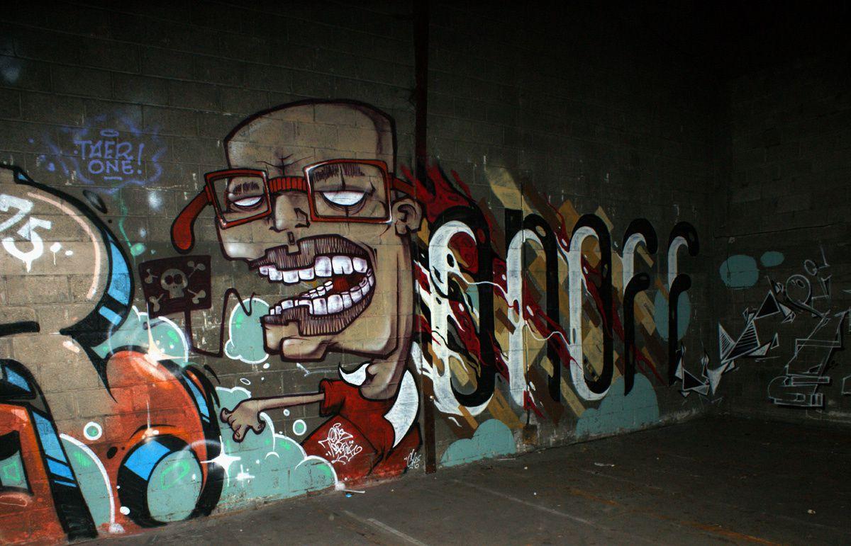 Album - Graffitis Vitry sur Seine Tom 002