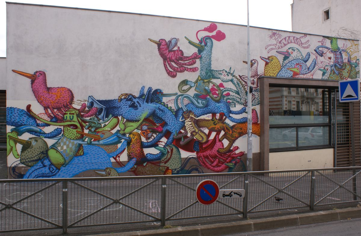 Album - Graffitis Dept 93 Tom 025