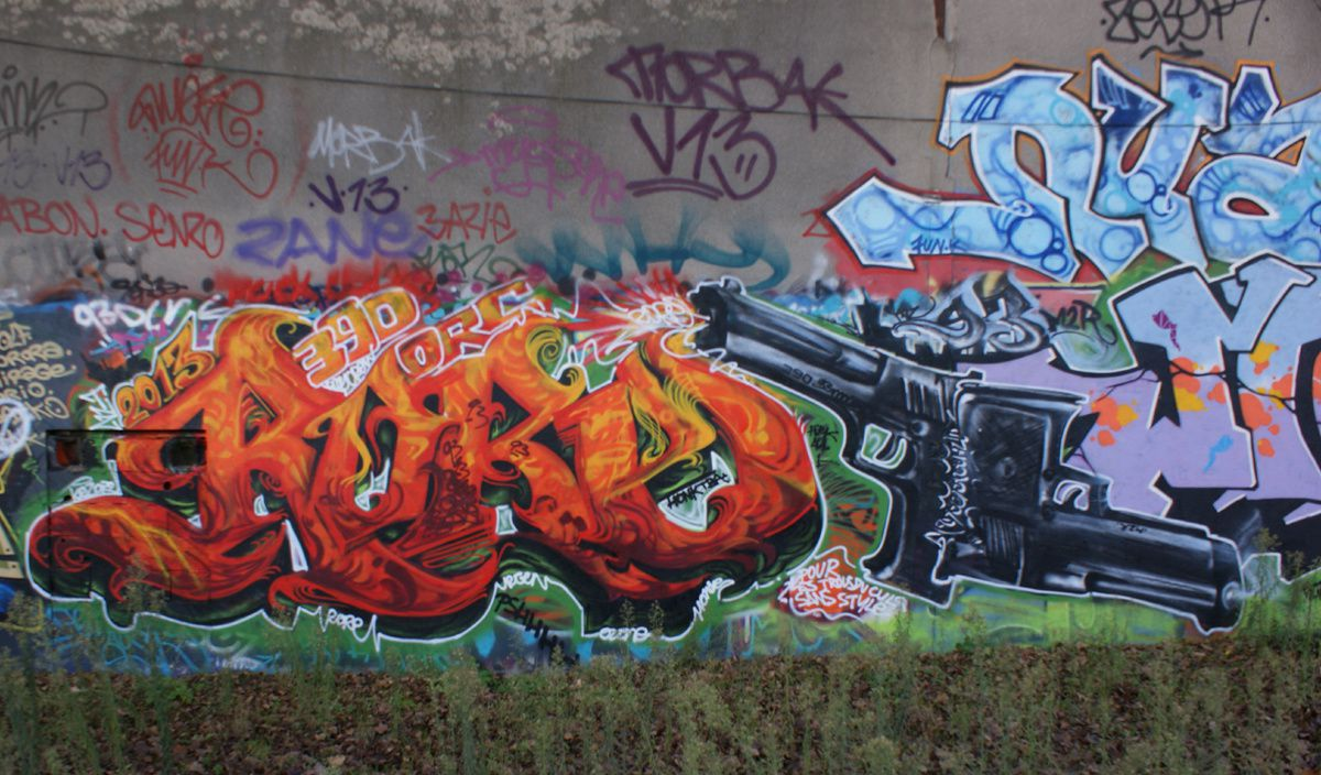 Album - Graffitis Dept 93 Tom 026