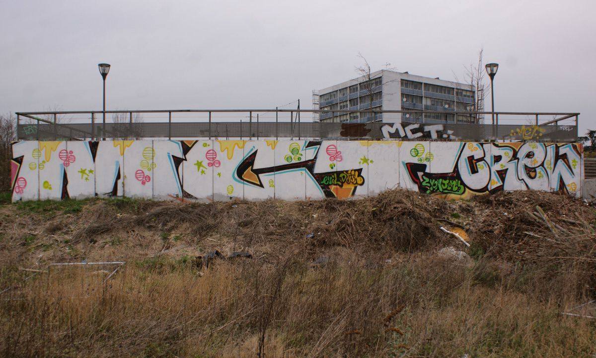 Album - Graffitis Dept 93 Tom 027