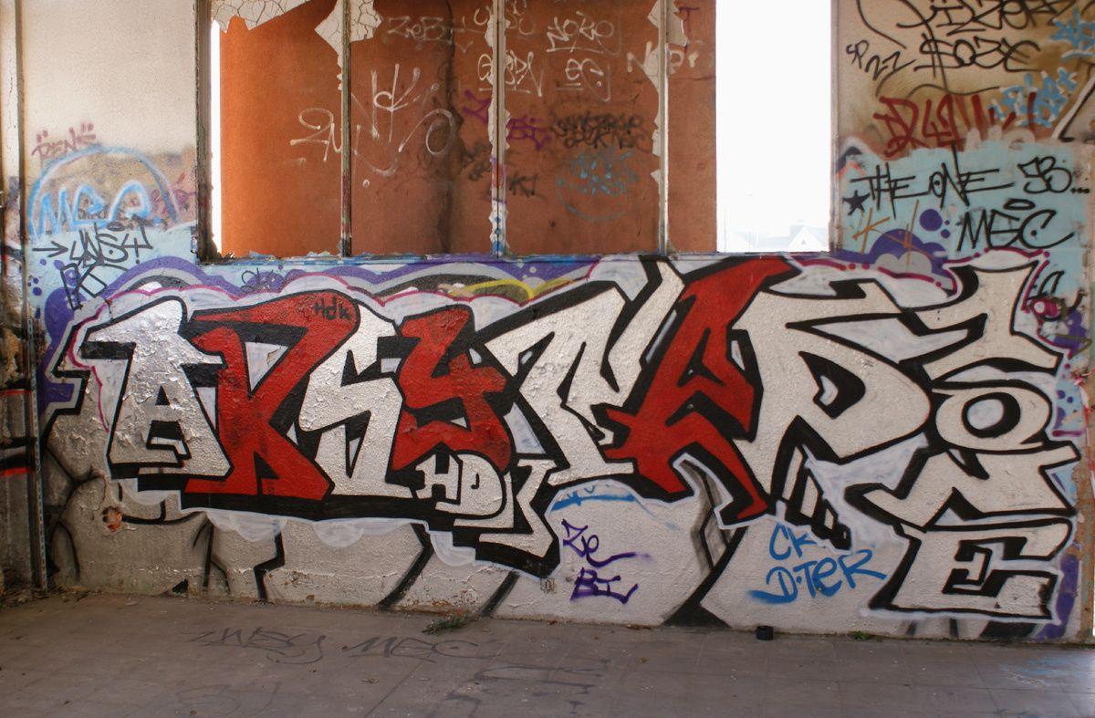 Album - Graffitis Dept 93 Tom 008
