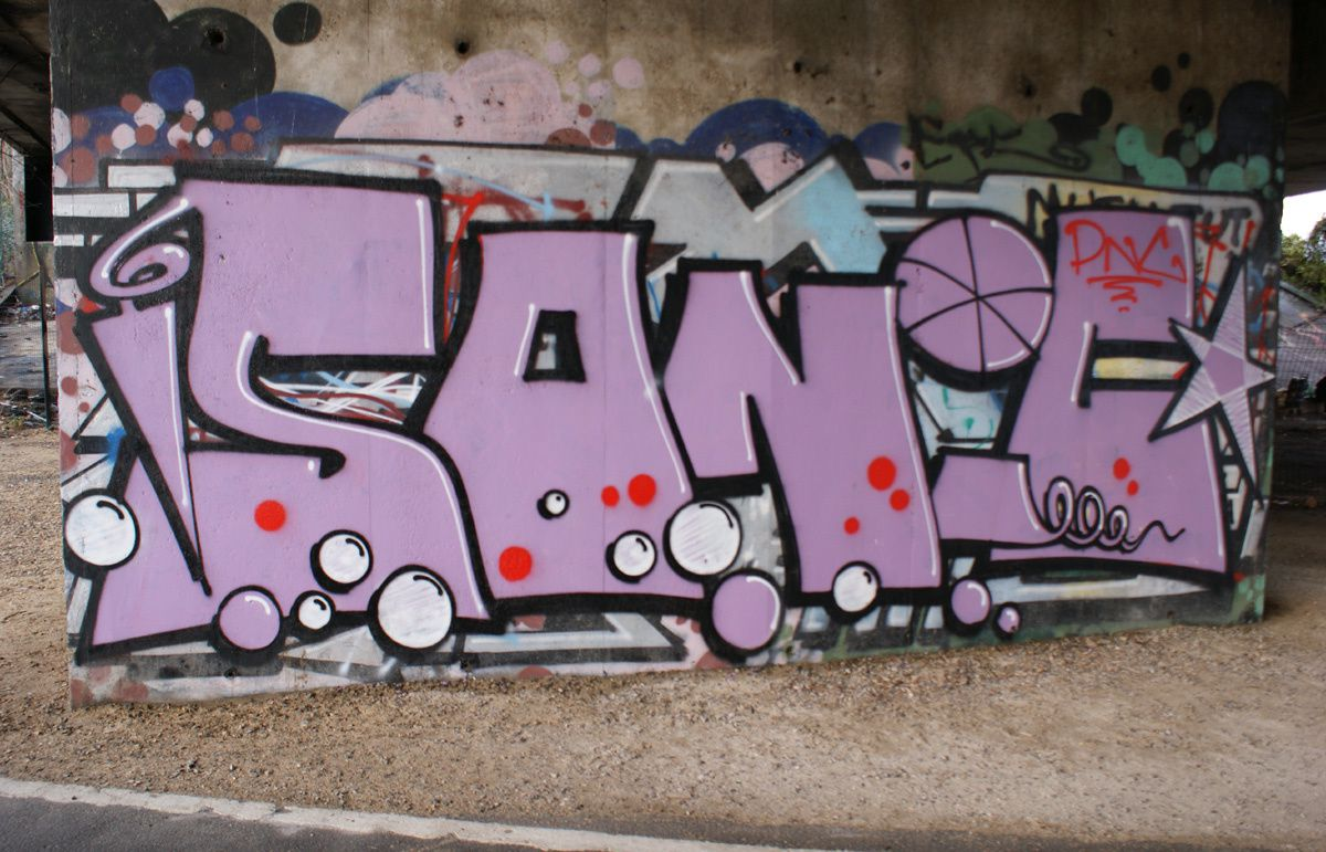 Album - Graffitis Dept 93 Tom 008