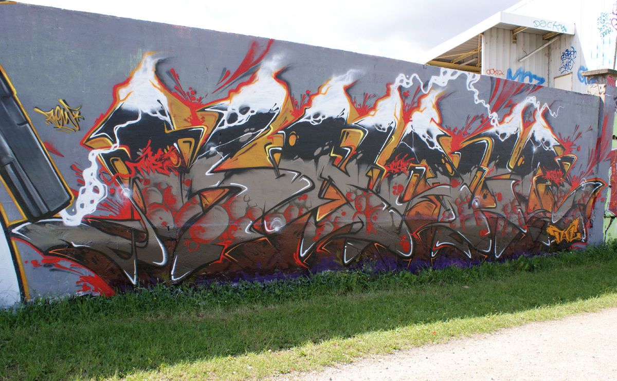 Album - Graffitis Dept 93 Tom 011