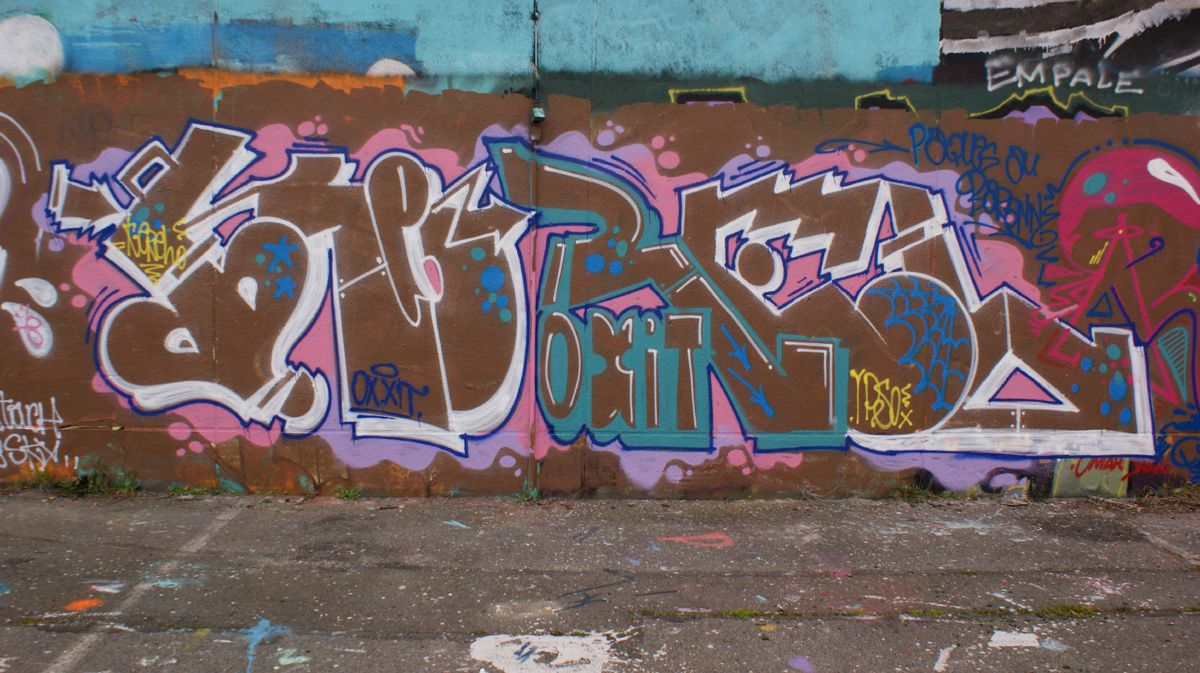 Album - Graffitis Dept 93 Tom 019
