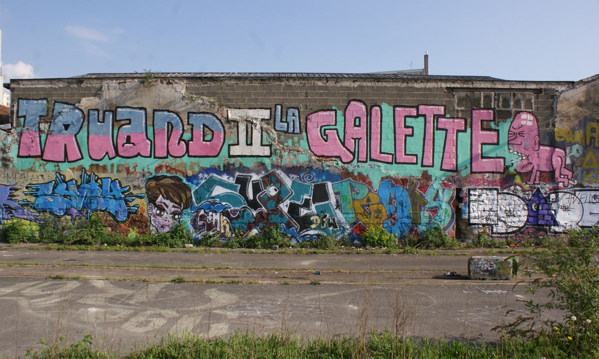 Album - Graffitis Dept 93 Tom 020